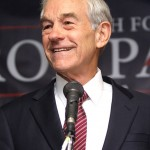 Ron Paul is buying silver, expects an economic downtown worse than 2008-2009