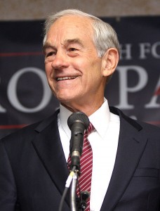 Ron Paul:  We are over the cliff.