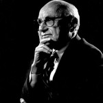 WATCH: Milton Friedman talks monopolies, antitrust