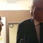Former Federal Reserve Chairman Paul Volcker gets confronted on $16 trilllion Fed bailouts