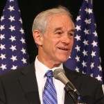 Ron Paul: Gold will always go up as Federal Reserve prints money