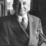 Ludwig von Mises sends a message to Donald Trump