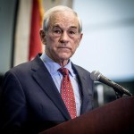 Ron Paul - Photo by: David Carlyon