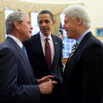 Former U.S. presidents costing taxpayers $3.7 million a year