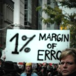 Occupy Movement and the one percent - Photo by: Andrew Moran