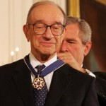 Alan Greenspan is a sellout