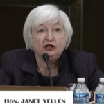 Federal Reserve Chair Janet Yellen's Senate testimony in under two minutes