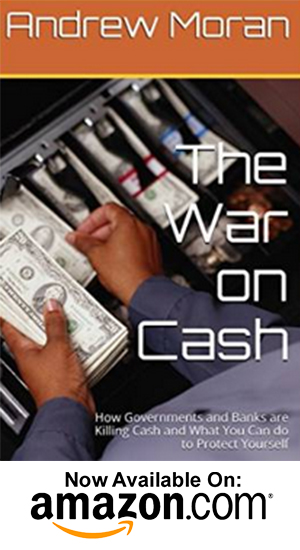 War on Cash ad